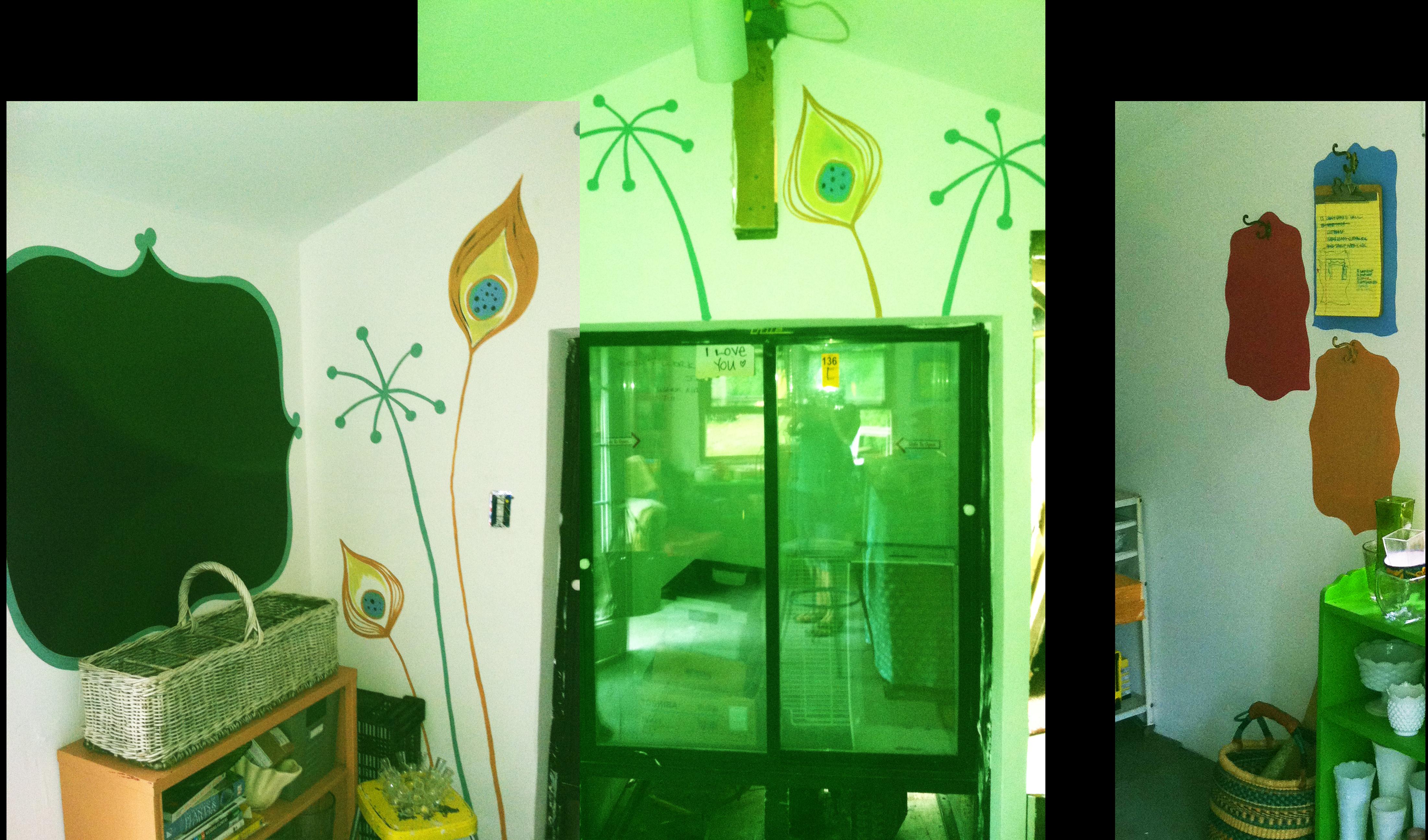 Painting Amp Murals Veggieartgirl